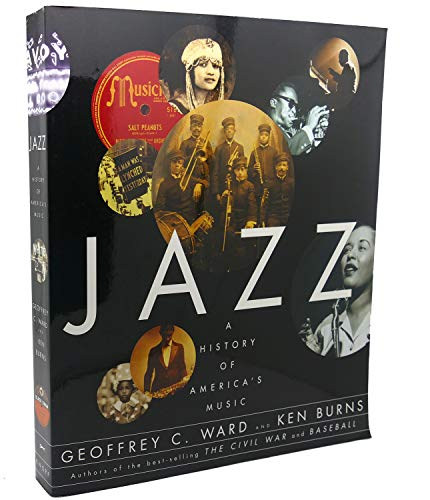 9780307291639: Jazz: A History Of America's Music [Paperback] by Ward, Geoffrey