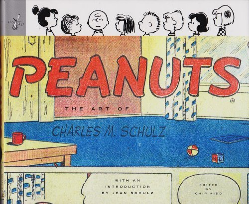 9780307291660: Peanuts: The Art of Charles M. Schulz