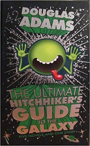 9780307291813: The Ultimate Hitchhiker's Guide to the Galaxy: Five Novels and One Story