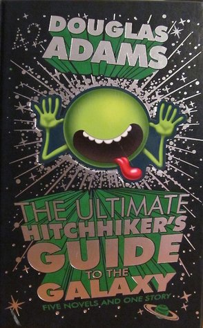 9780307291813: The Ultimate Hitchhiker's Guide to the Galaxy, Five Novels and One Story