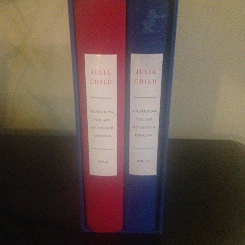 9780307291820: Mastering the Art of French Cooking 2-Volume Boxed Set: Deluxe Edition