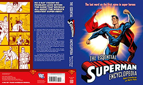 9780307292247: The Essential Superman Encyclopedia (With Bonus Pull-out Poster)