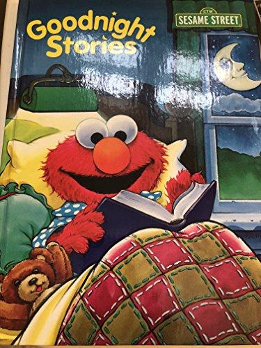 9780307295088: Sesame Street Goodnight stories
