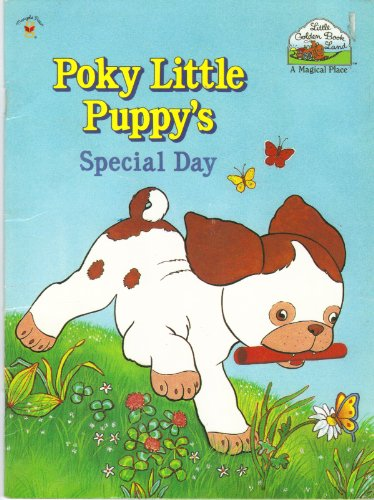 9780307296115: Poky Little Puppy's Special Day