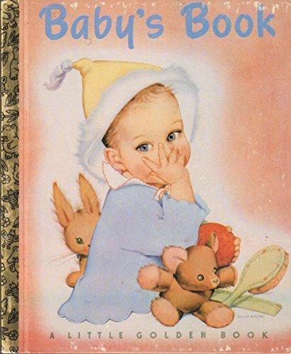 Baby's Book : A Little Golden Book: Golden Books