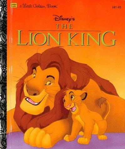 Disney's The Lion King (Little Golden Book): Justine Korman; Illustrator-Don