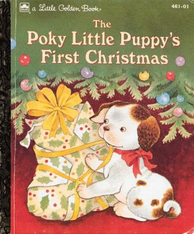 The Poky Little Puppy's First Christmas: Korman, Justine &