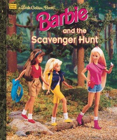 9780307301994: Barbie & the Scavenger Hunt (Little Golden Book)