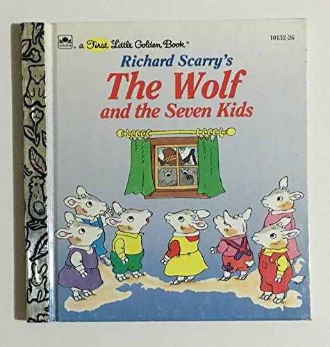 9780307302052: The Wolf and the Seven Kids