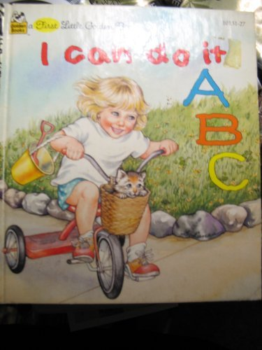 9780307302069: I Can Do It ABC ( First Little Golden Book)