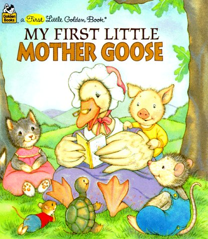 9780307302106: My First Little Mother Goose
