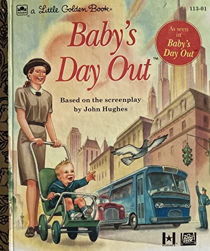 9780307302571: Baby's Day Out (A little golden book)