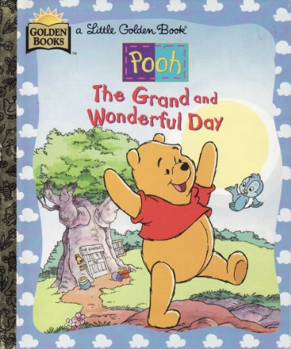 The Grand and Wonderful Day (Little Golden: Packard, Mary; Baker,