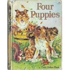 Four Puppies: Anne Heathers