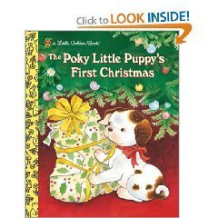 9780307303370: the poky little puppy's first christmas