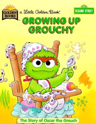 Growing Up Grouchy (Little Golden Book): Golden Books