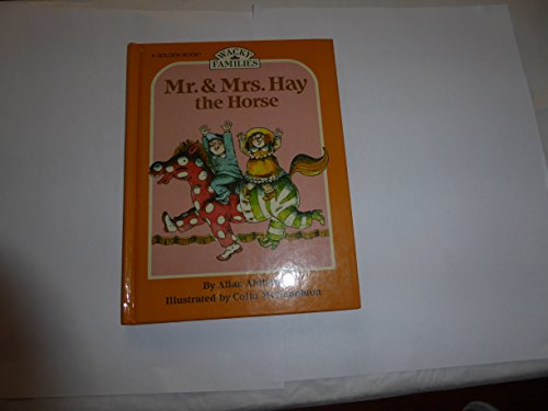 9780307317049: Mr. and Mrs. Hay the Horse (Happy Families)