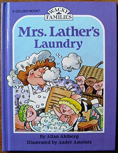 9780307317056: Mrs. Lather's Laundry (Happy Families)