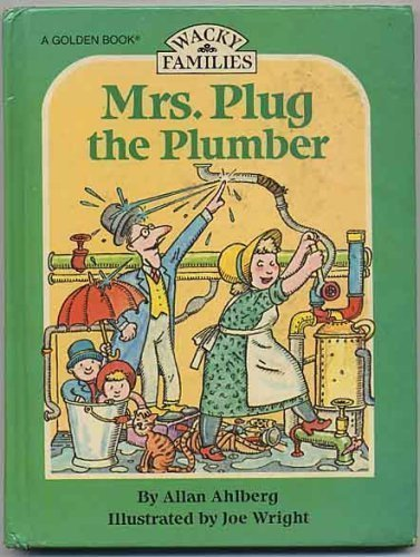 9780307317063: Mrs. Plug the Plumber (Happy Families)
