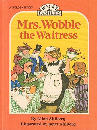 9780307317070: Mrs. Wobble the Waitress (Happy Families)