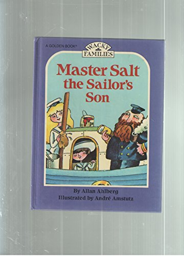 9780307317087: Master Salt the Sailors' Son (Happy Families)