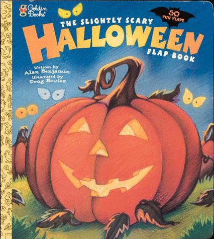 Slightly Scary Halloween: Golden Books