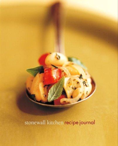 Stonewall Kitchen Wire-O Recipe Journal: Stott, Jim, King, Jonathan, Gunst, Kathy