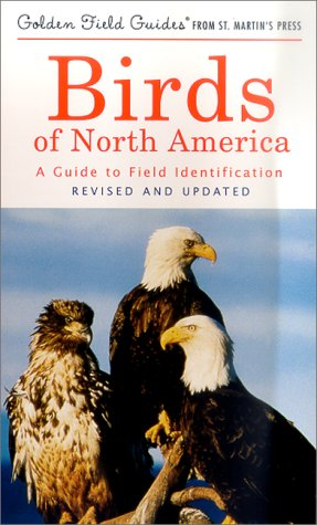 Birds of North America ( a Guide to Field Identification )