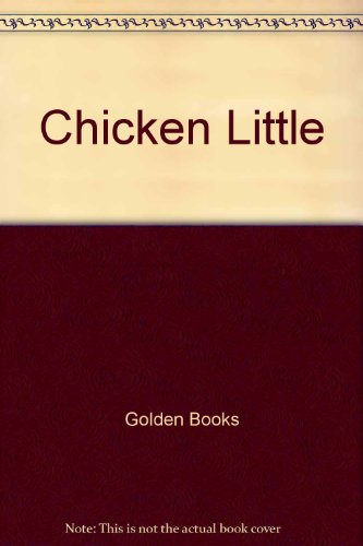 9780307340634: Chicken Little (Little Golden Book)