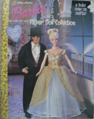 9780307341068: Barbie Paperdoll Bind-Up (A Punch & Play Book)