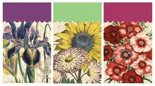 9780307342188: Botanical Mini Note Pads