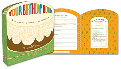9780307342300: Your Birthday Book: A Keepsake Journal