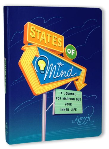 9780307342379: States of Mind: A Journal for Mapping Out Your Inner Life