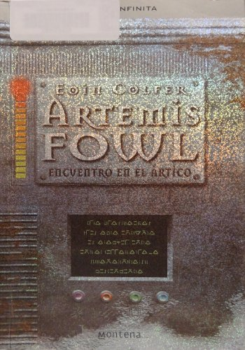 9780307343109: Encuentro en el artico/The Arctic Incident (Artemis Fowl)