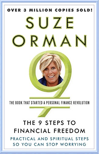 9780307345844: The 9 Steps to Financial Freedom: Practical and Spiritual Steps So You Can Stop Worrying