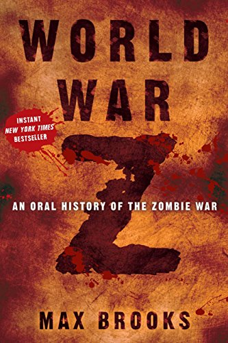World War Z: An Oral History of the Zombie War [SIGNED + Comic Book + Photo]: Brooks, Max