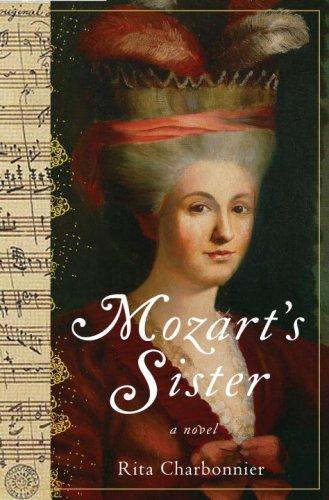 9780307346780: Mozart's Sister: A Novel
