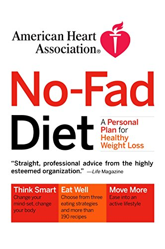 9780307347428: American Heart Association No-Fad Diet: A Personal Plan for Healthy Weight Loss