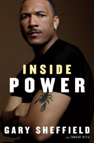 Inside Power (0307352226) by Gary Sheffield; David Ritz