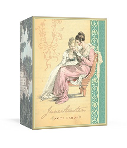 9780307352378: Jane Austen Note Cards