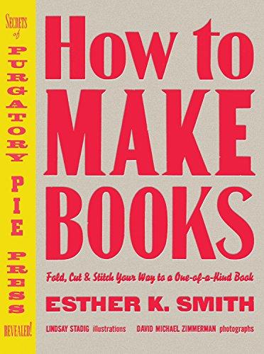 9780307353368: How to Make Books