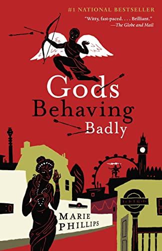 9780307355935: Gods Behaving Badly