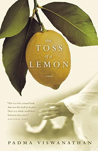 9780307356338: The Toss of a Lemon