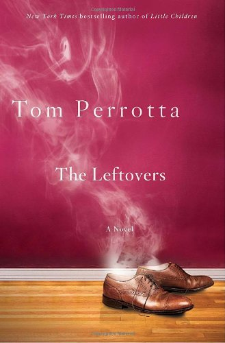 The Leftovers. { SIGNED. }. { FIRST EDITION/ FIRST PRINTING.} { with SIGNING PROVENANCE.}.: ...