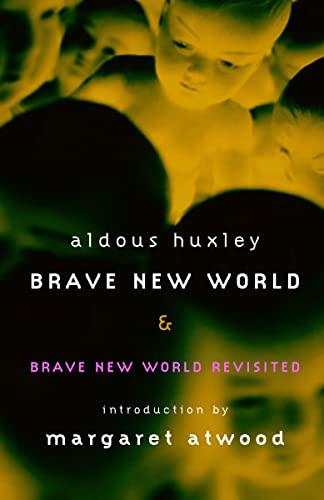 9780307356550: Brave New World Brave New World Revisited