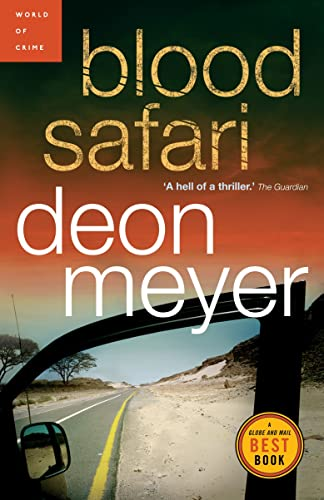 Blood Safari: Meyer, Deon