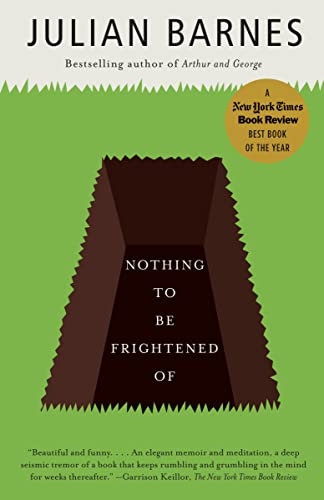 9780307356994: Nothing to be Frightened Of