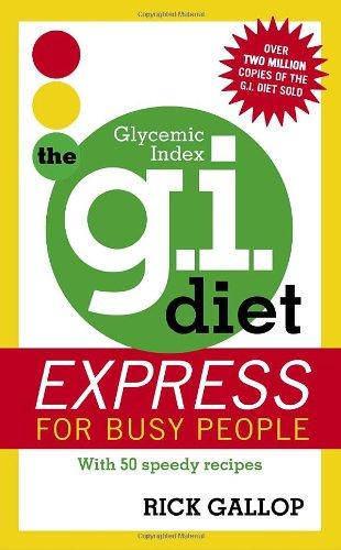 9780307357052: The G.I. Diet Express
