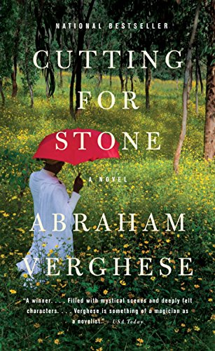 9780307357786: CUTTING FOR STONE BY VERGHESE, ABRAHAM(AUTHOR )PAPERBACK ON 26-JAN-2010