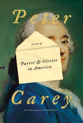 Parrot & Olivier in America: Carey, Peter